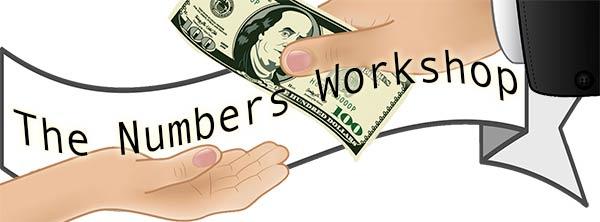 Numbers Workshop banner